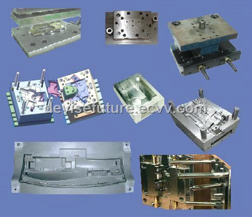 Injection Mold; Mould; Die