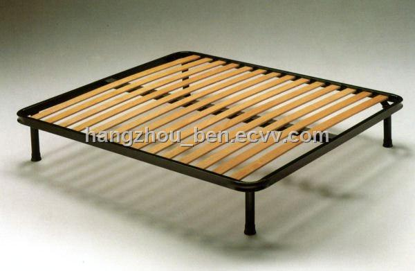 Iron Bed Frame With Gas Spring