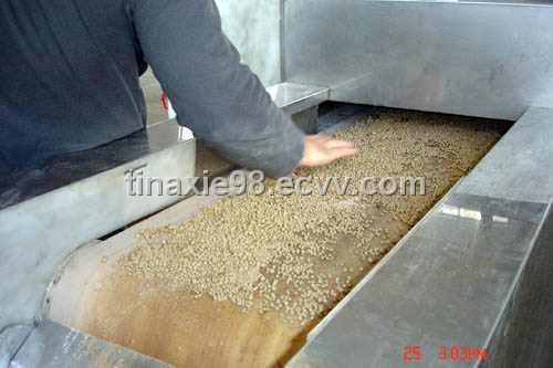Microwave agricultural products drying equipment