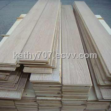 Oak Light Engineered Flooring