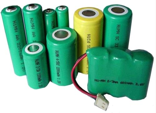 Rechargeable NiMh Battery AA 1600mAh For Power Tools