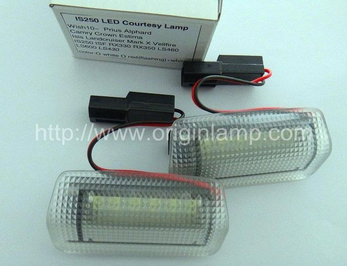 SMD 21LED LEXUS IS250 COURTESY LAMP (SIDE DOOR LAMP)