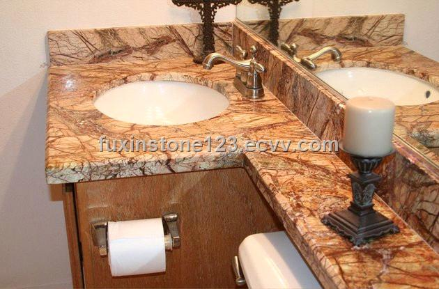 Tropical Rainforest Brown Countertop