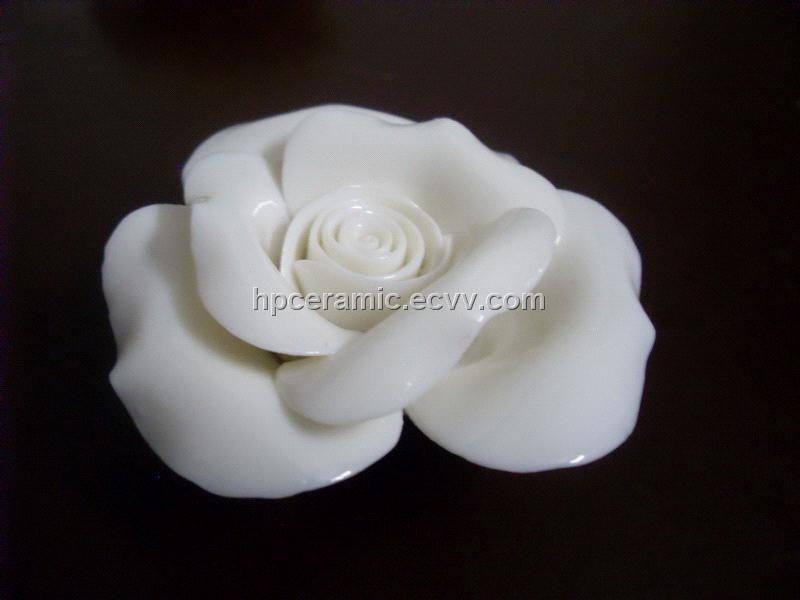 White porcelain ceramic artificial flower purchasing souring agent white porcelain ceramic artificial flower mightylinksfo