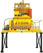 Concrete Mixer Machine (JS 500)