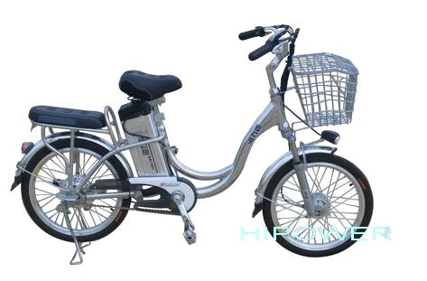 Electric Bicycles W2,Aluminium Alloy Frame,Lithium Iron Battery