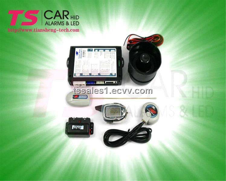 Cheap car alarm system with full function, good quality