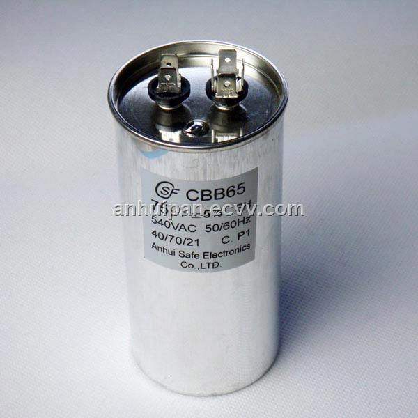 540v 75uf Ac Running Capacitor Cbb65