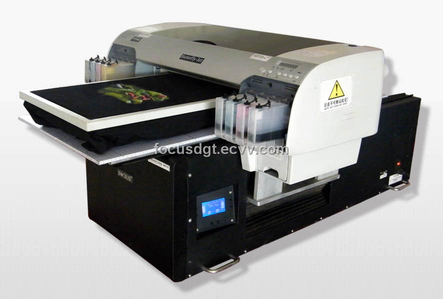 A2+ Direct to garment printer DTG printer Digital flatbed printer
