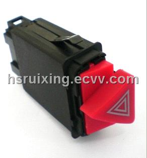 hazard warning switch for Audi A6C5