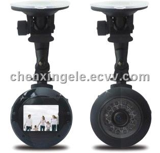 Car DVR F45 with IR night vision
