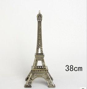 Hot sales New style suvenir tower,Eiffel Tower,Free shipping  Eiffel Tower/Size:38cm