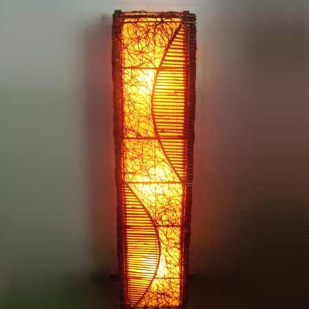 Indoor Bamboo Standing Lamp Purchasing Souring Agent