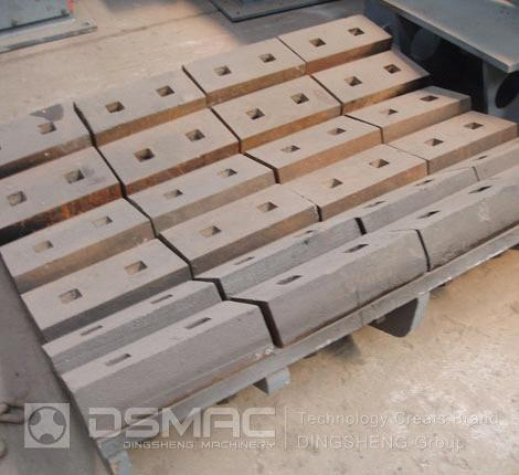 Liner Plate - Crusher Super Wear Resistant Spare Parts