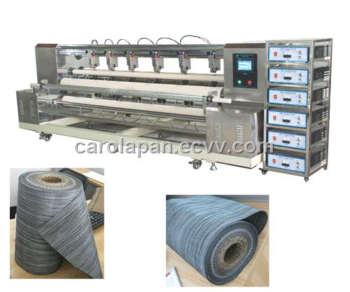 Vertical Blind/Roller Shades Slitting Machine