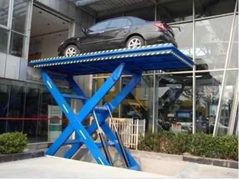 Hydraulic Car Lift >> Electrical Hydraulic Car Lift Table