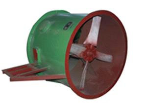 fan for brick making machine