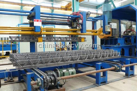 Steel Bar Truss Produce Machine From China Manufacturer