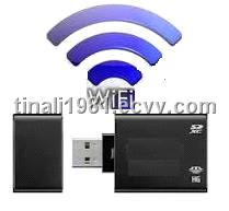 wireless u disk for iphone ,ipad and ipod
