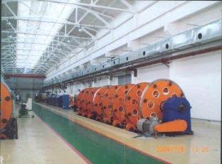 36pcs or 48pcs conductor transposed machine