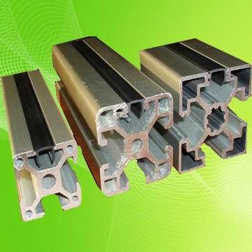 6063 Aluminium Extrusion Profiles for Construction Applications with