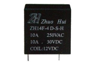 DC Electromagnetic Relays ZH-14F