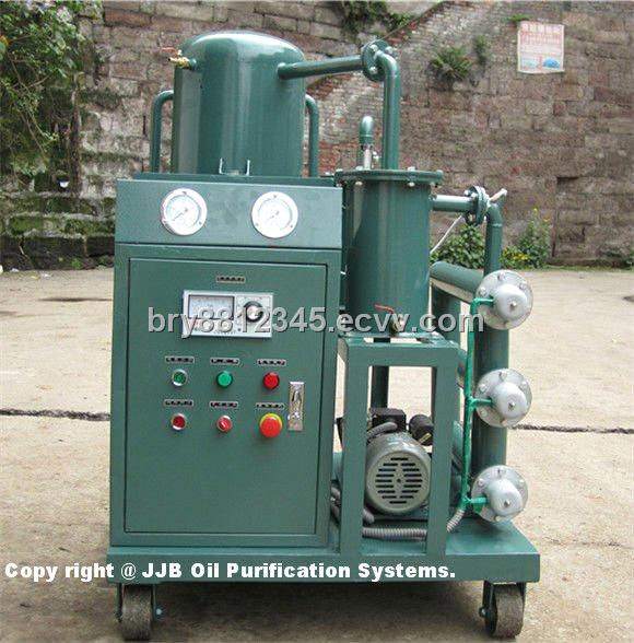 Diesel Oil Purification Equipment/ Oil Recycling Machine
