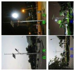 High power Off Grid solar Led Street Light 128W CE & ROHS for outdoor advertising