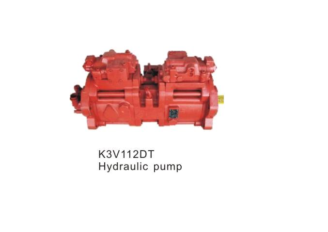 K3V112DT hydraulic main pump, KAWASAKI K3V112DT hydraulic pump