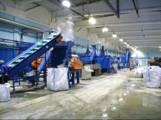 Pet Bottle Recycling Plant Purchasing Souring Agent