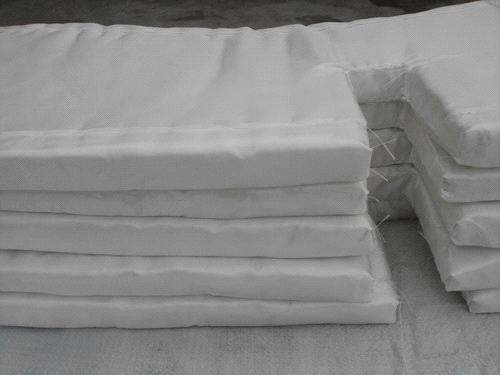 high temperature ceramic fiber blanket cover