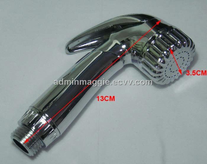 plastic bidet spray shower head handheld shower head for toilet ...