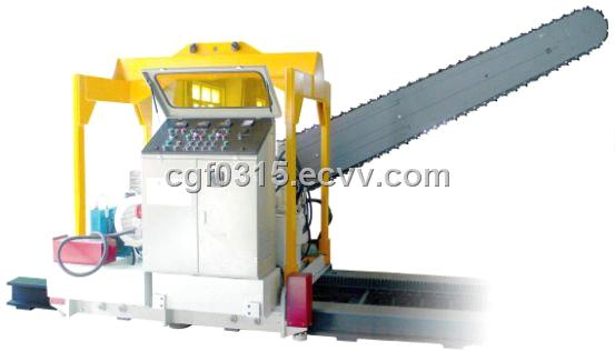 Quarry Chain Saw Marble Chain Saw Stone Cutting Saw And