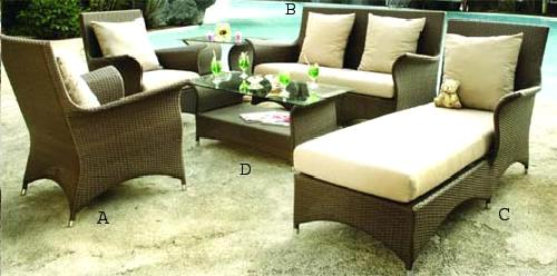 Sofa Set (VSH-PF28-31)