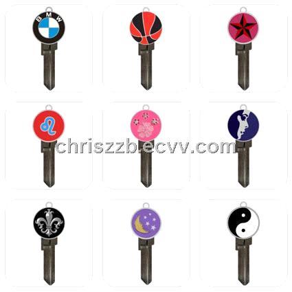 Marvelous Cool 3d House Keys