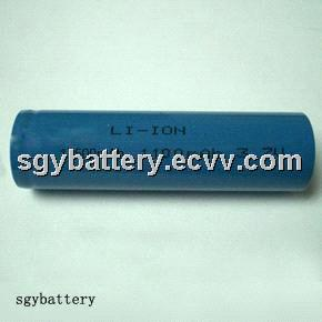 Li-Ion 17500 600mAh 3.7V Lithium Battery