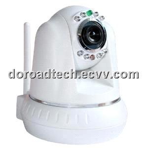 Network / IP PTZ Wireless Security Camera/Wireless Alarm System/Security Alarm System
