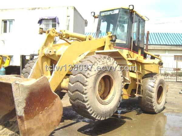 Used  Loader (CAT 938F) from japan