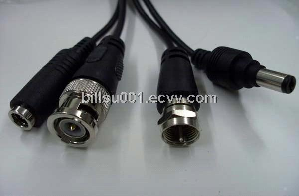 30m cctv cable with F plug