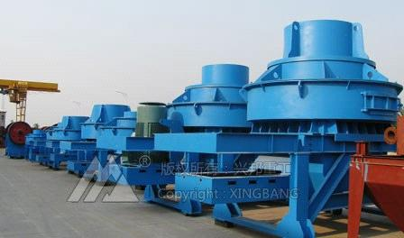 30t to 600t per hour VSI Sand Making Machine