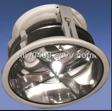 40-80w downlight with induction lamp