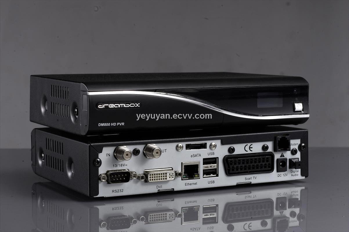 Verwonderend DM 800 HD (dreambox 800 hd digital stb) from China Manufacturer MG-49