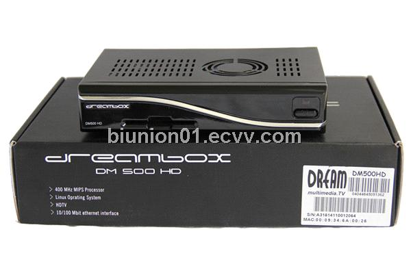 Dreambox 500 HD DM500 HD DM500HD PVR DM500 HD 400Mhz satellite receiver