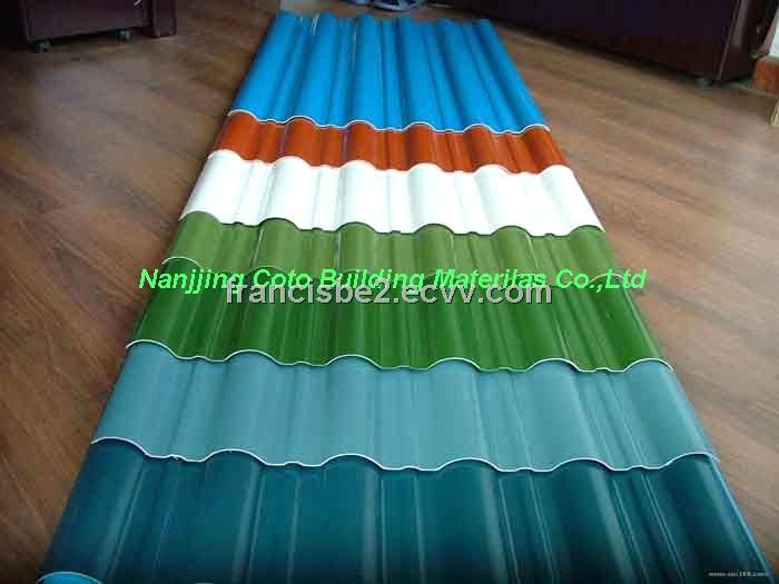 FRP roofing corrugated sheet(GFRP)