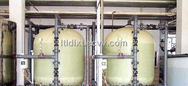LTLD-170large-scale softened water equipment
