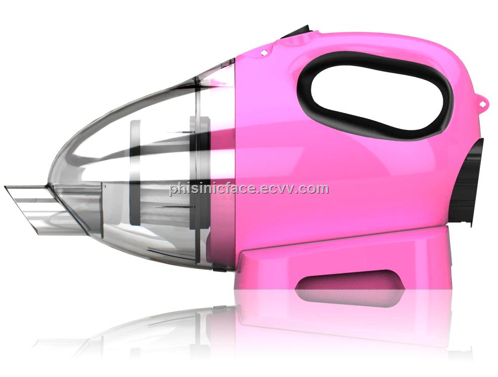 Mini Portable Lightweight 12V Car Lighter Vacuum Cleaner And Blower FVC-BS112