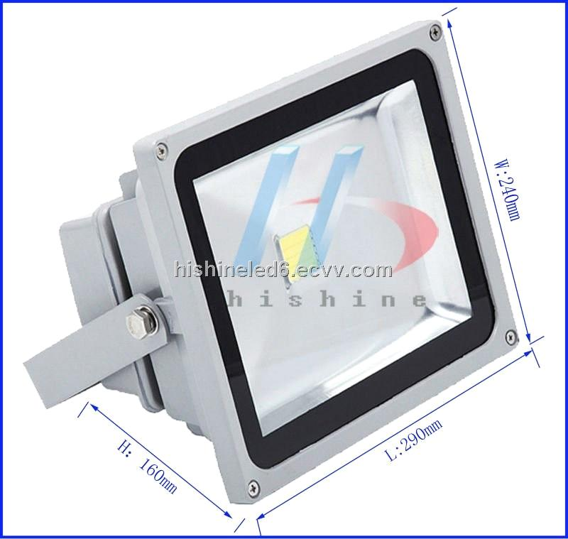 Outdoor DMX LED Wall Washer Lighting Fixture Color-Changing