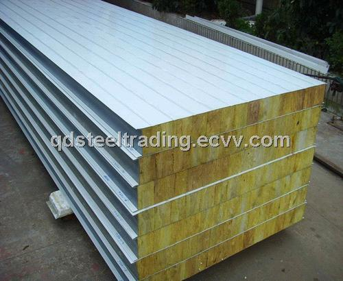 Structural Insulated Panel Sip For Prefabricated House