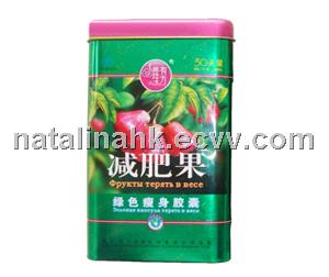Super Slim Green Lean Body Slimming Capsules From China Manufacturer