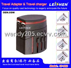 Universal Adapter/Travel Adapter (Plug)
